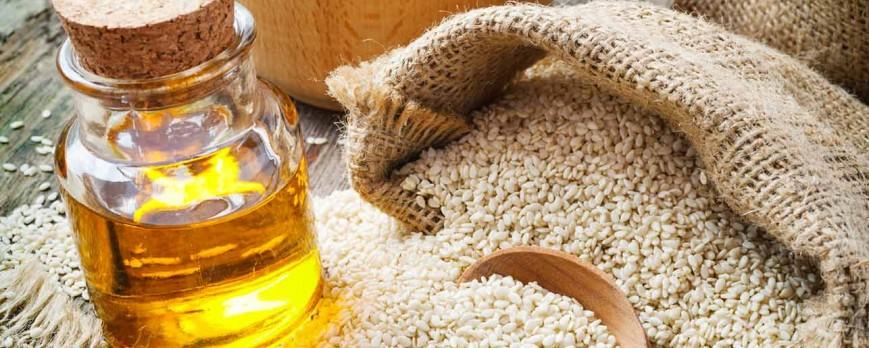 Benefits of sesame oil